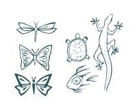 Zwierzę misc b royalty ilustracja