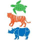 zwierzęta Obrazy Royalty Free