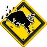 zwierzę znak Obrazy Stock