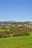 Zwiesel,Bavarian Forest,Bavaria,Germany Royalty Free Stock Images