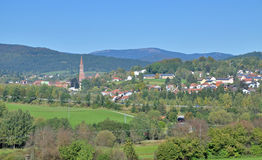 Zwiesel,bavarian Forest,Bavaria,Germany Stock Image