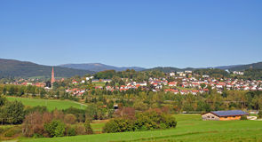 Zwiesel,Bavarian Forest,Germany Royalty Free Stock Photo