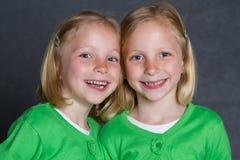 Zwillinge Lizenzfreie Stockfotografie