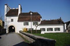 Zwingen城堡 库存照片