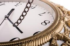Zwingen der Zeit Stockfoto