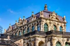 Zwinger в Дрездене Стоковое фото RF