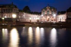 zwinger дворца dresden Германии стоковые фото