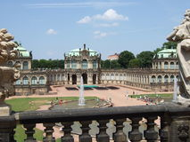 In The Zwinger Royalty Free Stock Photo
