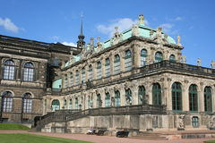 Zwinger royalty free stock photography