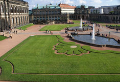 Zwinger Royalty Free Stock Photo