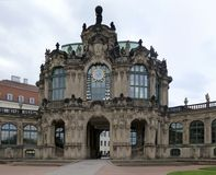 Zwinger obrazy royalty free