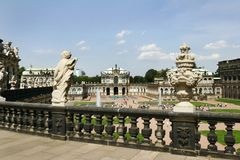 The Zwinger Stock Image