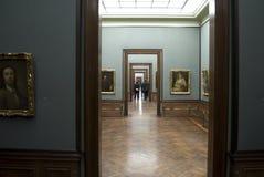 Zwinger art gallery, Dresden Stock Images