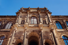 Zwinger baroque palace of 18th century Royalty Free Stock Image