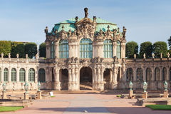Zwinger Stock Image