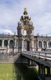 Zwinger castle Stock Images