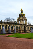 Zwinger courtyard Royalty Free Stock Image