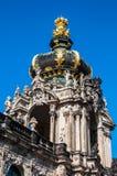 zwinger de Dresde image libre de droits