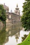zwinger de palais de Dresde Photo libre de droits