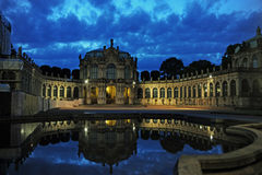 Zwinger, Dresden Royalty Free Stock Photos