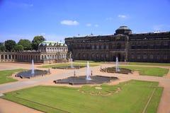 Zwinger, Dresden Imagen de archivo