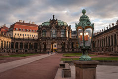 Zwinger Dresden Royalty Free Stock Photos