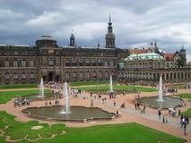 Zwinger, Dresden, Deutschland Lizenzfreies Stockbild