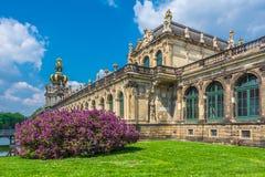 Zwinger in Dresden Stock Images