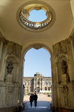 Zwinger in Dresden,Germany Stock Photo