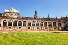 Zwinger,  Dresden Royalty Free Stock Images