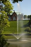The Zwinger in Dresden, Saxony stock images