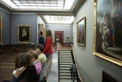 zwinger för konstdresden galleri Royaltyfri Fotografi