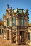 Zwinger Museum Stock Image