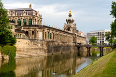 Zwinger museum Royalty Free Stock Photos