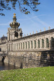 The Zwinger Museum Royalty Free Stock Photography