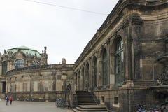 Zwinger pałac Drezdeński, Niemcy Zdjęcie Stock