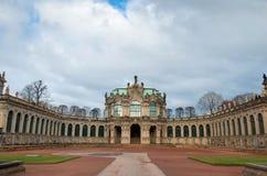 Zwinger palace Stock Image