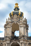 Zwinger palace Royalty Free Stock Photography