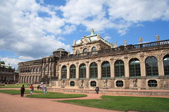 Zwinger Palace royalty free stock images