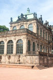 Zwinger Palace in Dresden, Germany Royalty Free Stock Photography