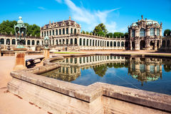 Zwinger palace in Dresden, Germany Royalty Free Stock Photo