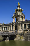 The Zwinger Palace, Dresden, Saxony, Germany Royalty Free Stock Images