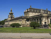 The Zwinger Palace, Dresden, Saxony, Germany Royalty Free Stock Photo