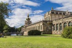 Zwinger Palace Stock Photos