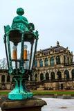 Zwinger podwórze obraz royalty free