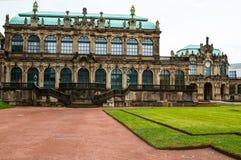 Zwinger podwórze zdjęcia royalty free