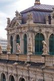 Zwinger rokoko stylu rzeźby Zdjęcie Royalty Free