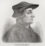 zwingli huldrych бесплатная иллюстрация