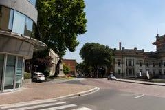 Zwischen altem wegen der alten Stadt #3 Lizenzfreie Stockfotos