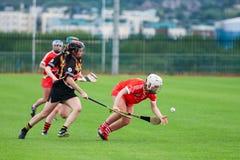 Intermediate Camogie Championship: Cork vs Kilkenny